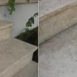 נקיון ופוליש לחדר מדרגות