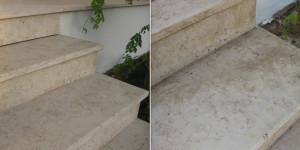 ניקוי מקצועי של חדרי מדרגות